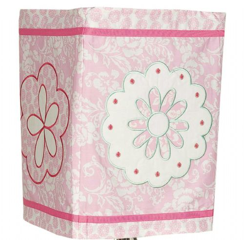 'IZZIWOTNOT' FOREVER FRIENDS PINK COLOUR FABRIC LANTERN
